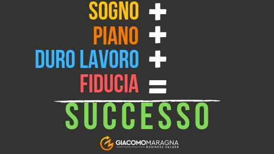 formula del successo