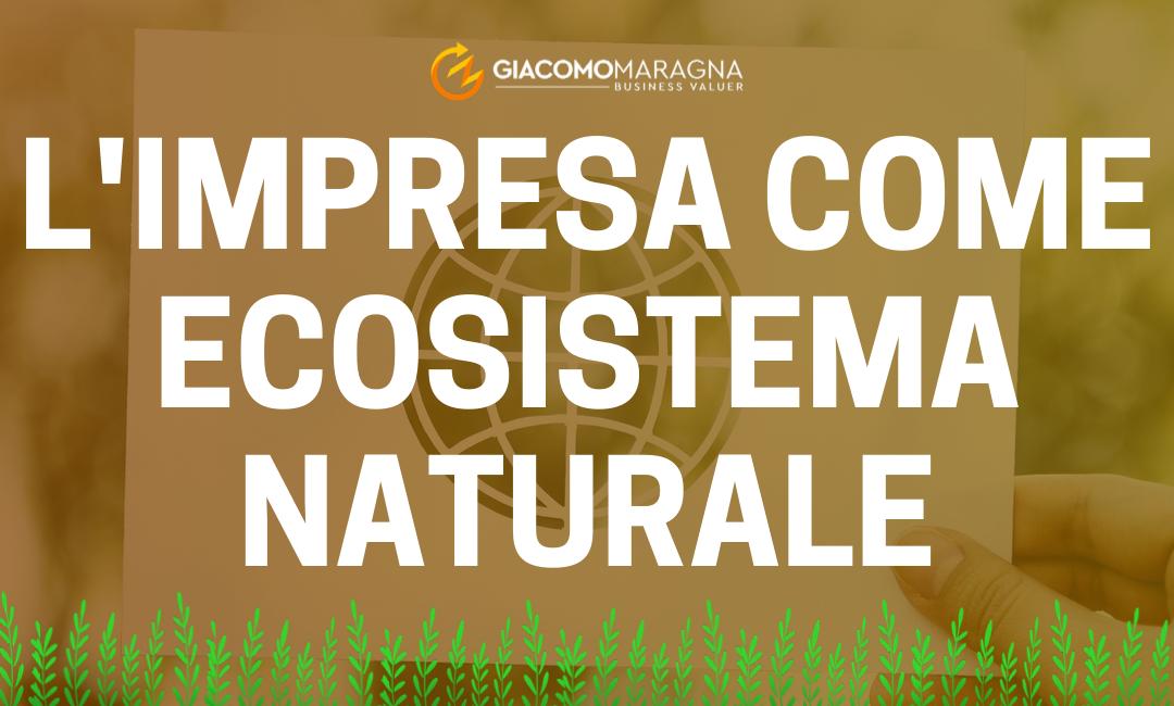 Le imprese come Ecosistema Naturale