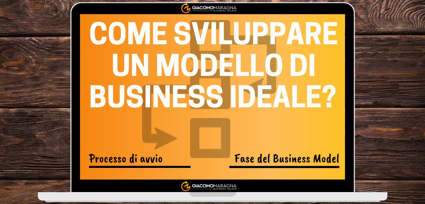 Come sviluppare un modello di business ideale | Il processo di avvio